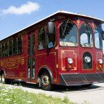 badger vintage trolley